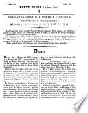 Antologia oratoria poetica e storica dall'edito e dall'inedito