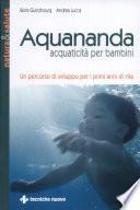 Aquananda acquaticità per bambini