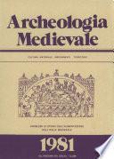 Archeologia Medievale, VIII, 1981 - Problemi di storia dell'alimentazione nell'Italia medievale