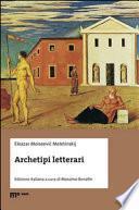 Archetipi letterari