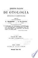 Archivio italiano di otologia, rinologia e laringologia