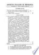 Archivio italiano di psicologia