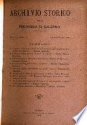 Archivio storico della provincia di Salerno