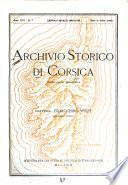 Archivio storico di Corsica