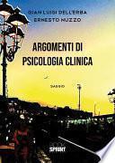 Argomenti di Psicologia Clinica