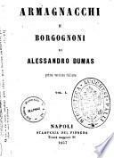 Armagnacchi e Borgognoni di Alessandro Dumas