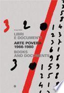Arte povera, 1966-1980