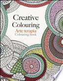 Arte terapia. Creative colouring