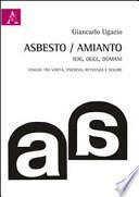 Asbesto-amianto, ieri-oggi-domani. Catena di ritardi: viaggi tra verità, ipocrisia, reticenza, dolore