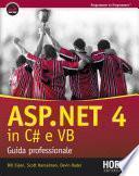 ASP.NET 4 in C# e VB