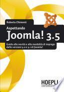 Aspettando Joomla 3.5