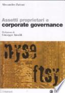 Assetti proprietari e corporate governance