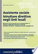 Assistente sociale, istruttore direttivo negli enti locali
