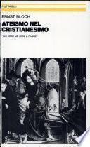 Ateismo nel cristianesimo. Per la religione dell'Esodo e del Regno
