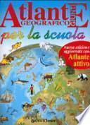 Atlante geografico Giunti per la scuola