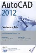 AutoCad 2012. Con CD-ROM