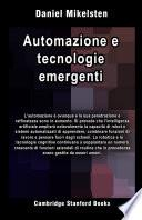 Automazione e tecnologie emergenti