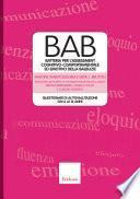 BAB - Batteria per l'assessment cognitivo-comportamentale ed emotivo della balbuzie