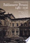 Baldassarre Peruzzi, 1481-1536