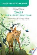 Bambi, storia di una vita nei boschi