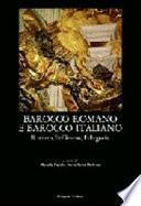 Barocco romano e barocco italiano