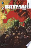 Batman Europa Uncut