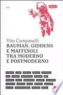 Bauman, Giddens, Maffesoli