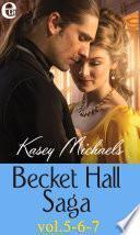 Becket Hall Saga vol. 5-6-7 (eLit)