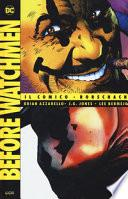 Before Watchmen: Il comico-Rorschach