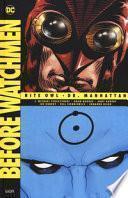 Before Watchmen: Nite owl-Dr. Manhattan