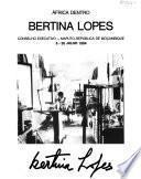 Bertina Lopes