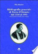 Bibliografia generale di Terra d'Otranto