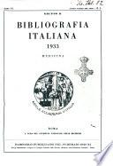 Bibliografia italiana. Gruppo B, Medicina
