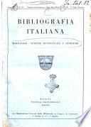 Bibliografia italiana. Gruppo F, Religione, scienze filosofiche e storiche
