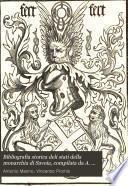 Bibliografia storica deli stati della monarchia di Savoia, compilata da A. Manno e V. Promis (M. Zucchi).