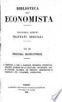 Biblioteca dell' economista