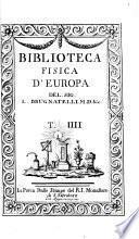 Biblioteca fisica d'Europa