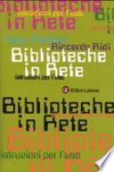 Biblioteche in rete