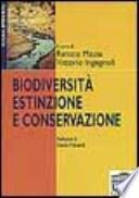 Biodiversità, estinzione e conservazione