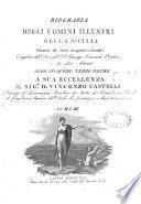 Biografia degli uomini illustri della Sicilia, ornata de' loro rispettivi ritratti