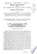 Bollettino della Lega italiana per la lotta contro i tumori e rassegna di oncologia