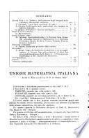 Bollettino della Unione matematica italiana