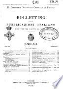 Bollettino delle pubblicazioni italiane ricevute per diritto di stampa