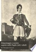 Brigantaggio e societa segrete nelle Puglie (1817-1828)