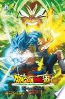 Broly. Dragon ball Super