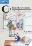 C++. Tecniche avanzate di programmazione