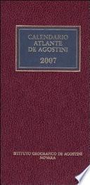 Calendario atlante De Agostini 2007