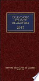 Calendario atlante De Agostini 2017