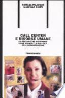 Call center e risorse umane