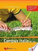 Campus italia. Lehr- und Arbeitsbuch mit 2 Audio-CD (B1/B2)